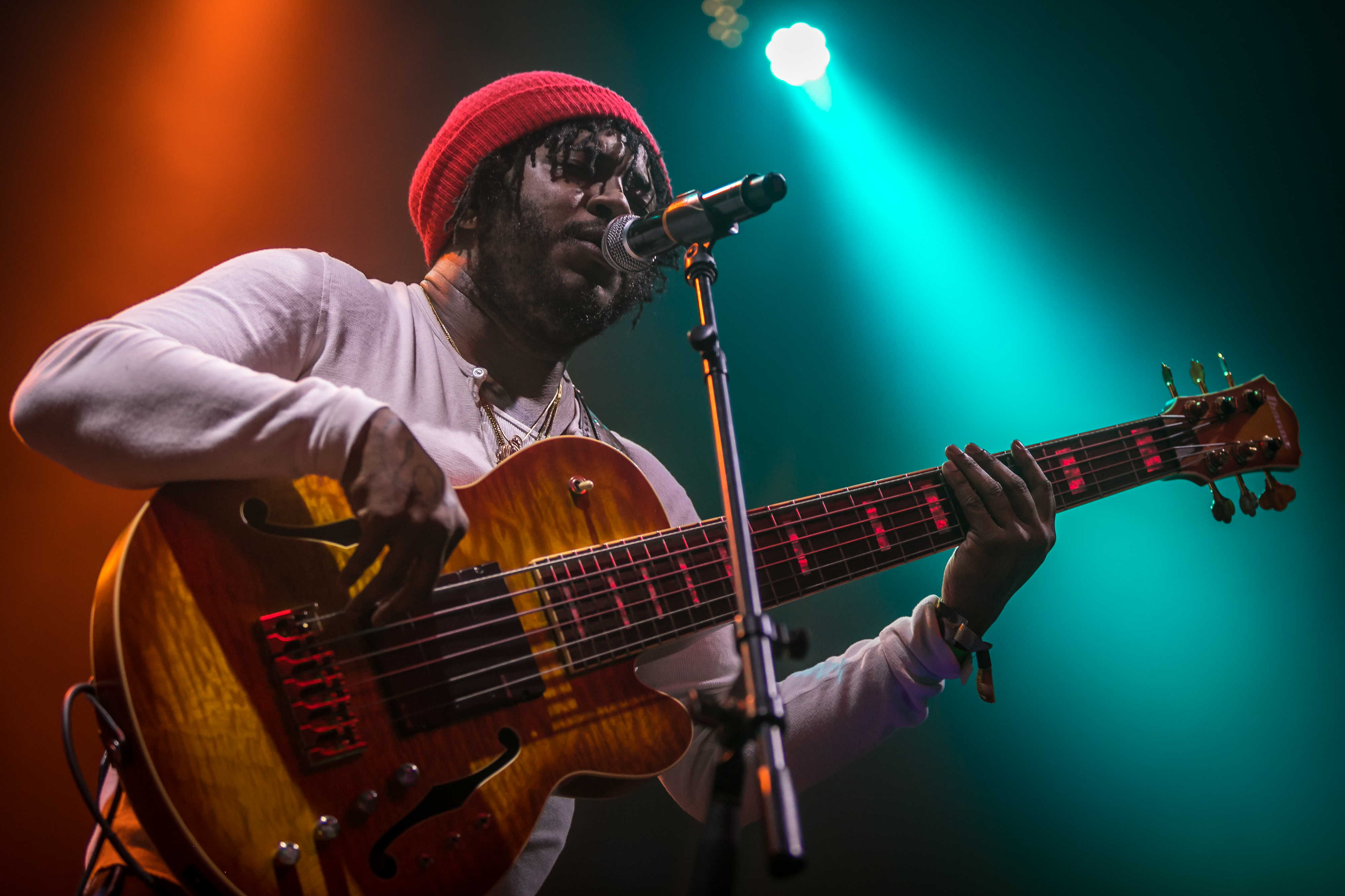 Thundercat BUKU Alive Coverage