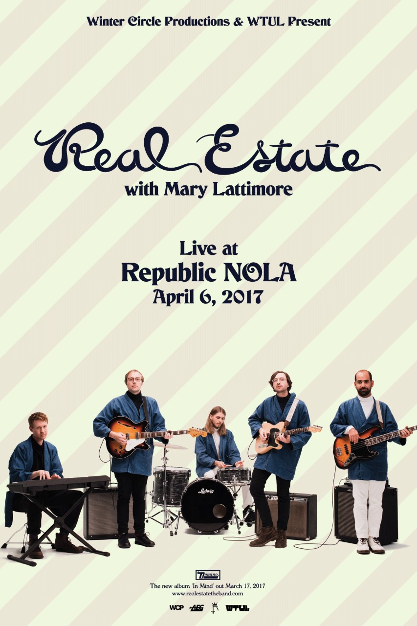 WCP + WTUL Present: Real Estate with Mary Lattimore